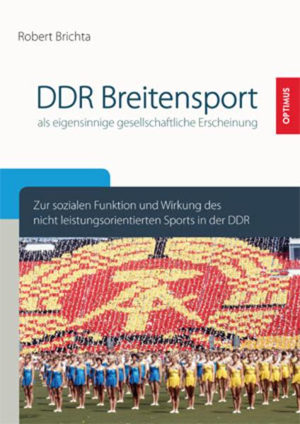 DDR-Breitensport als eigensinnige gesellschaftliche Erscheinung? - Coverbild