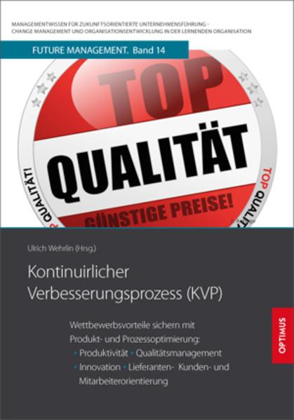 Kontinuierlicher Verbesserungsprozess KVP - Coverbild
