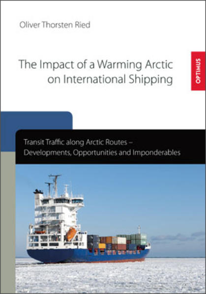 The Impact of a Warming Arctic on International Shipping - Coverbild