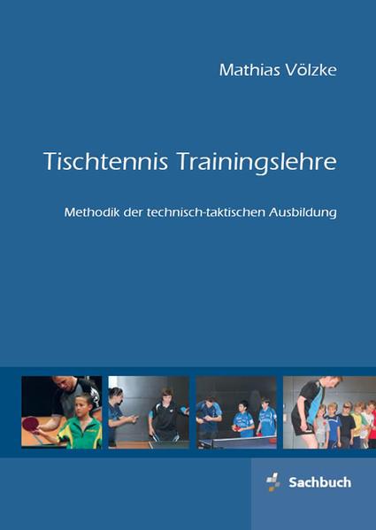 Tischtennis Trainingslehre - Coverbild