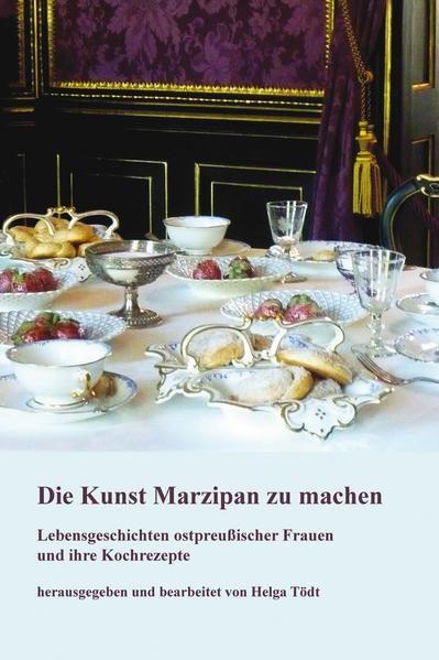 Die Kunst Marzipan zu machen - Coverbild