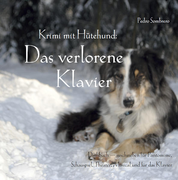 Krimi mit Hütehund: Das verlorene Klavier - Coverbild