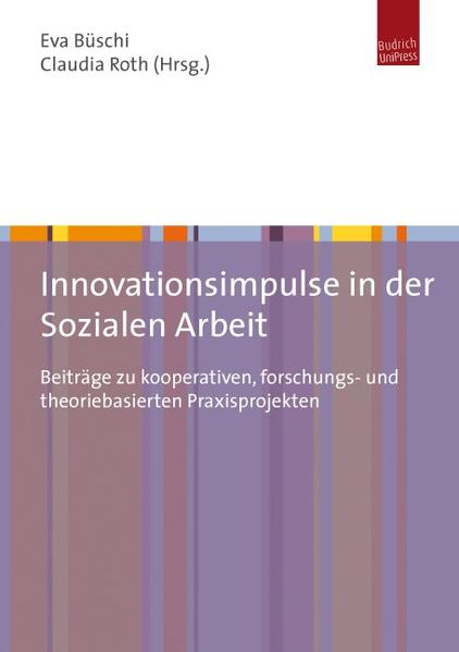 Innovationsimpulse in der Sozialen Arbeit - Coverbild