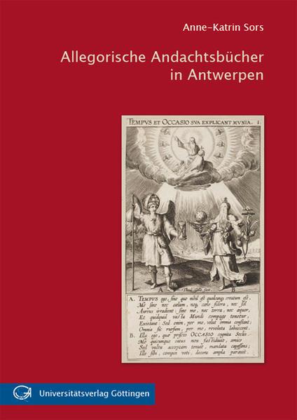 Allegorische Andachtsbücher in Antwerpen - Coverbild