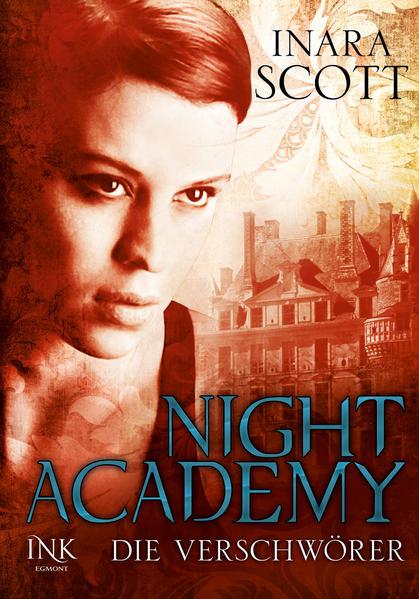 Night Academy - Die Verschwörer - Coverbild