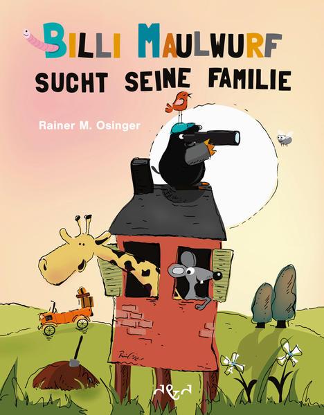 Billi Maulwurf sucht seine Familie - Coverbild