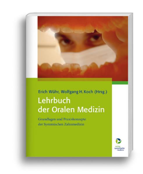 Lehrbuch der Oralen Medizin - Coverbild