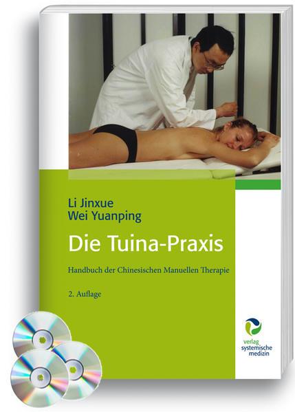 Die Tuina-Praxis - Coverbild