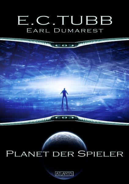 Earl Dumarest 3: Planet der Spieler - Coverbild
