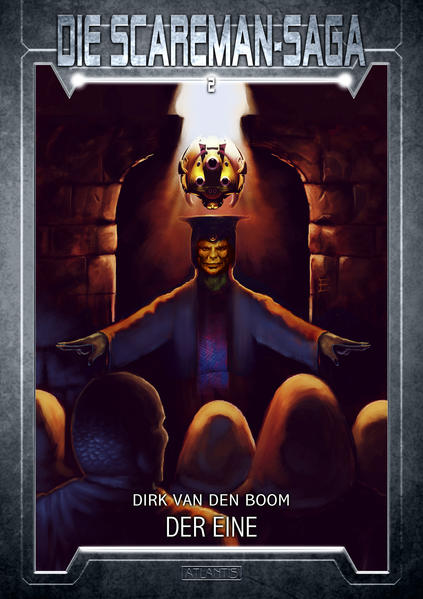 Die Scareman-Saga 2: Der Eine - Coverbild