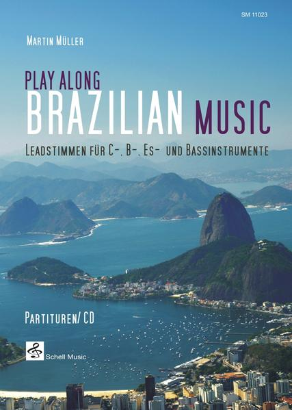 Play Along Brazilian Music - Coverbild