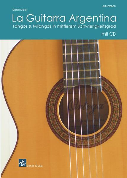 La Guitarra Argentina - Coverbild