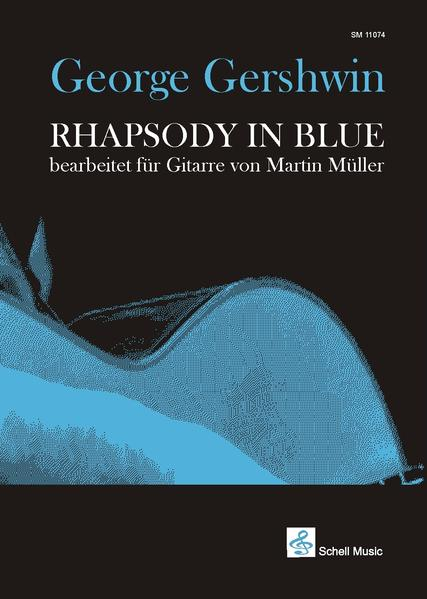 George Gershwin: Rhapsody in Blue - Coverbild