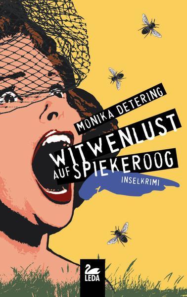 Witwenlust auf Spiekeroog - Coverbild