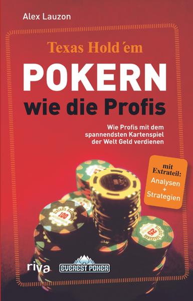 Texas Hold'em - Pokern wie die Profis - Coverbild