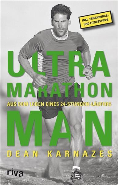 Ultramarathon Man - Coverbild