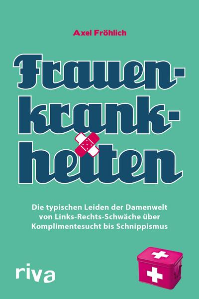 Frauenkrankheiten - Coverbild