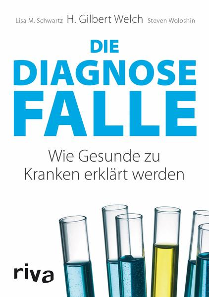 Die Diagnosefalle - Coverbild