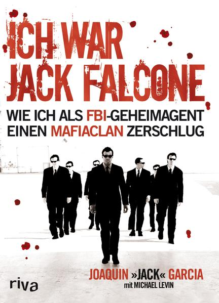 Ich war Jack Falcone - Coverbild