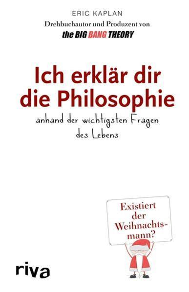 Ich erklär dir die Philosophie - Coverbild