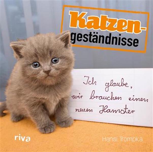 Katzengeständnisse - Coverbild