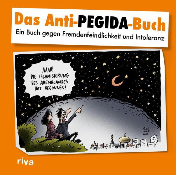 Das Anti-Pegida-Buch - Coverbild