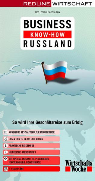 Business Know-how Russland - Coverbild