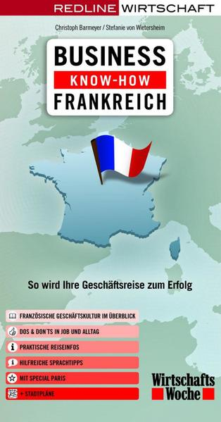 Business Know-how Frankreich - Coverbild