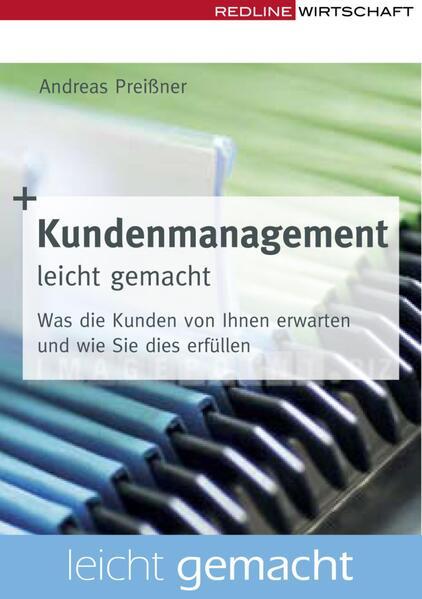 Kundenmanagement leicht gemacht - Coverbild