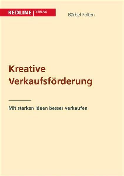 Kreative Verkaufsförderung leicht gemacht - Coverbild
