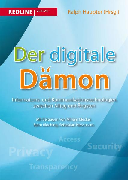 Der digitale Dämon - Coverbild