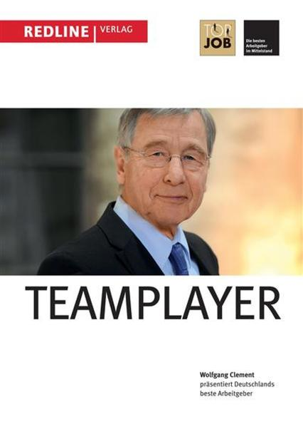 Top Job 2014: Teamplayer - Coverbild
