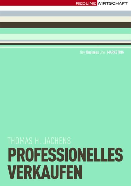 Professionelles Verkaufen - Coverbild