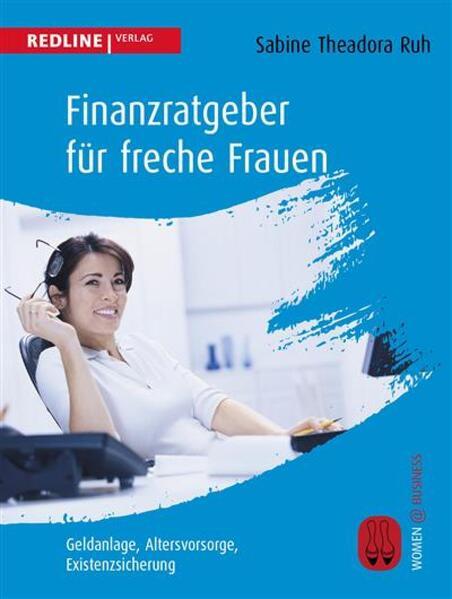 Finanzratgeber für freche Frauen - Coverbild