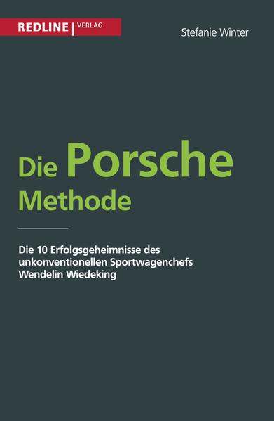 Die Porsche Methode - Coverbild