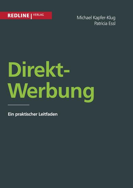 Direktwerbung - Coverbild