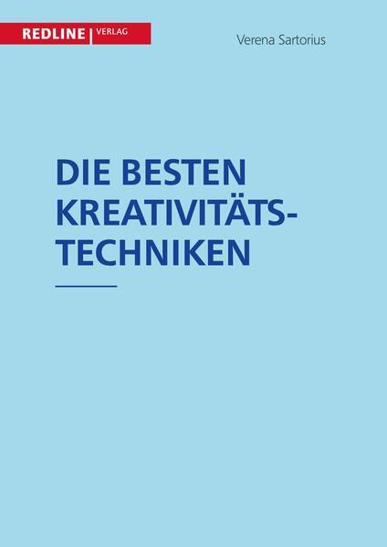 Die besten Kreativitätstechniken - Coverbild