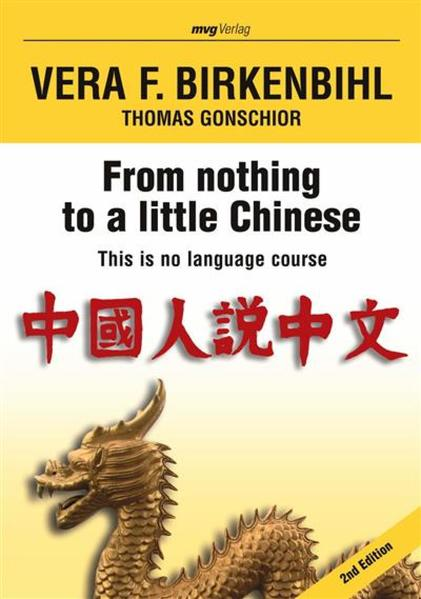 From nothing to a little Chinese - Coverbild
