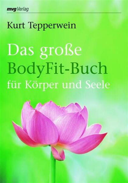 Das große BodyFit-Buch für Körper und Seele - Coverbild