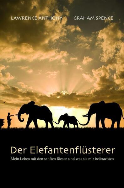 Der Elefantenflüsterer - Coverbild