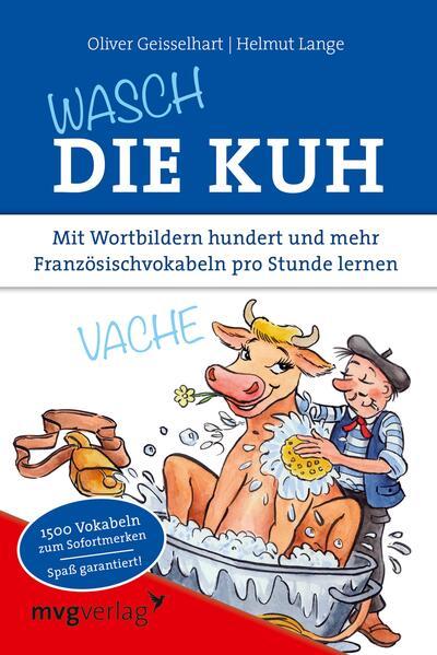 Wasch die Kuh - Coverbild