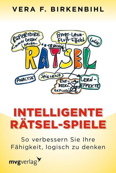 Intelligente Rätsel-Spiele - Coverbild