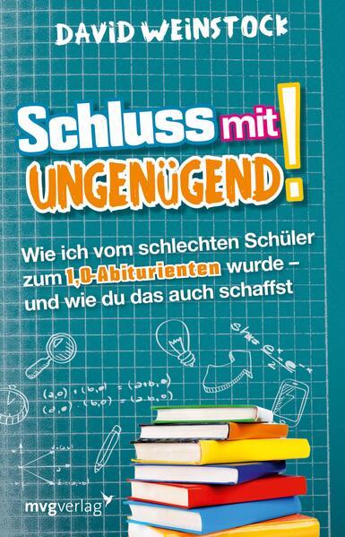 Schluss mit ungenügend! - Coverbild