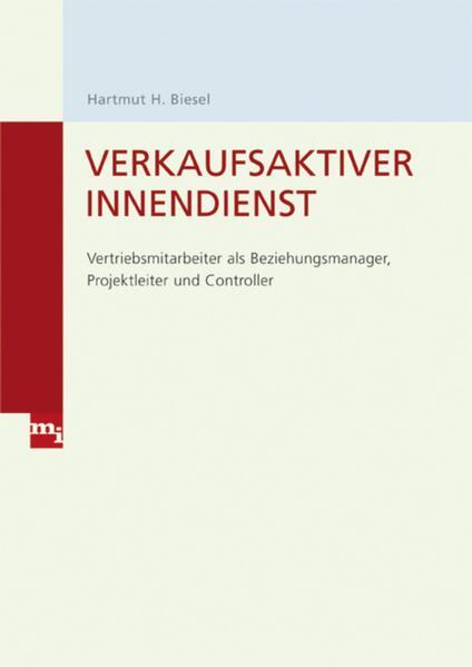 Verkaufsaktiver Innendienst - Coverbild