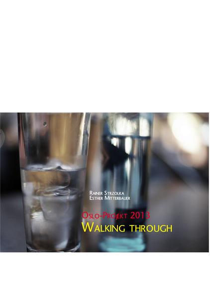 Walking through - Coverbild