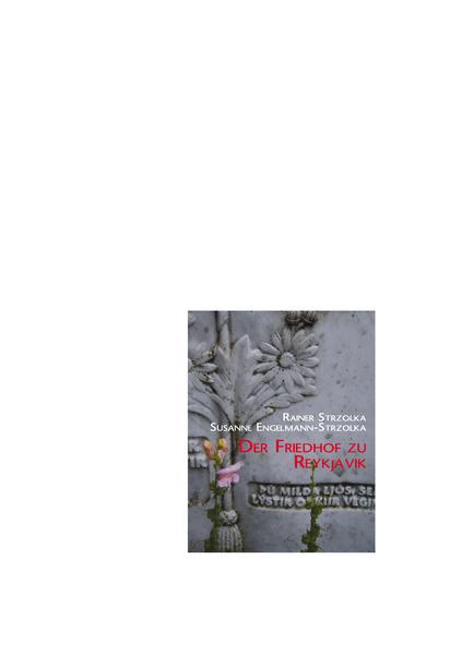 Der Friedhof zu Reykjavik - Coverbild
