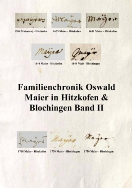 Familienchronik Oswald Band 2 PDF Download