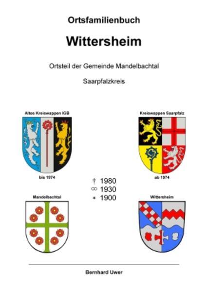 Ortsfamilienbuch Wittersheim - Coverbild