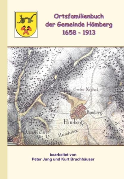 Ortsfamilienbuch der Gemeinde Hömberg 1658 - 1913 - Coverbild