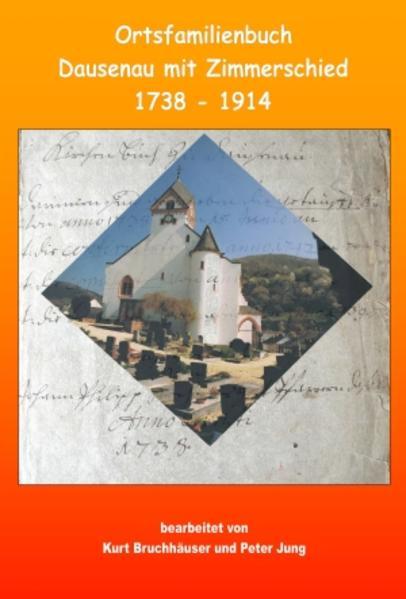 Ortsfamilienbuch Dausenau mit Zimmerschied 1738 – 1914 - Coverbild